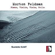 Morton Feldman: Piano, Violin, Viola, Cello
