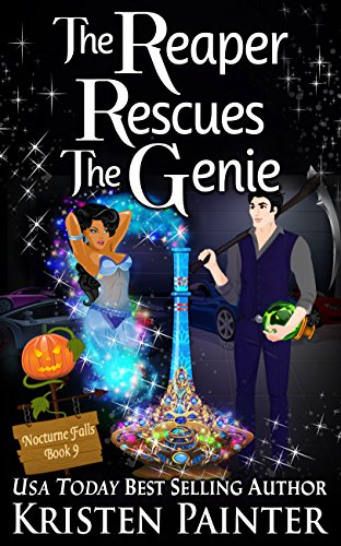 The Reaper Rescues The Genie (Nocturne Falls Book 9) (English Edition)