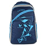 #7: Lutyens Blue Polyester School Bag (21 Litre) (Lutyens_267)