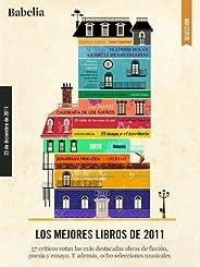 Los mejores libros de 2011