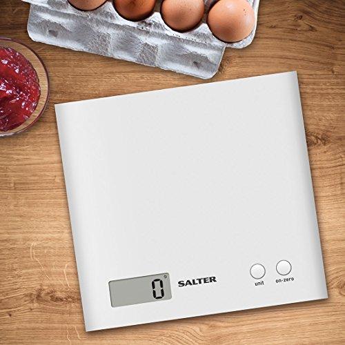 Salter arc b scula de cocina electr nica importado de for Bascula cocina amazon