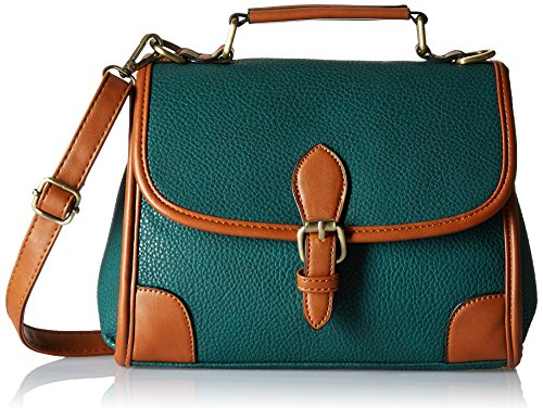 Lino Perros Women\'s Handbag (Green)