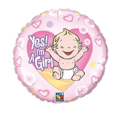 pioneer-balloon-company-yes-im-a-girl-foil-18-multicolor-by-pioneer-balloon-company