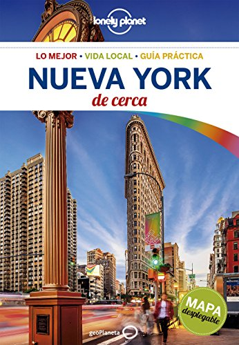 Lonely Planet Nueva York de Cerca (Travel Guide) por Lonely Planet