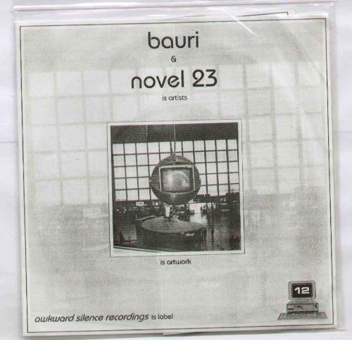 BAURI AND NOVEL 23 - TEDDY MX / MOONY GIRL - 7 inch vinyl / 45 (Mx-girl)