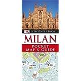 DK Eyewitness Pocket Map and Guide: Milan