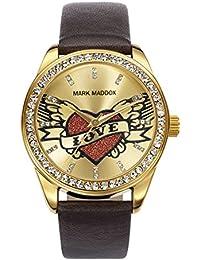 Reloj cuarzo para mujer Mark Maddox MC3021-27