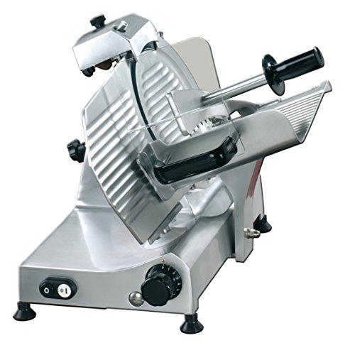 Aufschnittmaschine / Allesschneider F250I SILBER