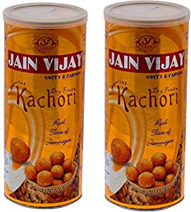 Jain Vijay Dry Fruit Kachori - 800 grams (Combo of 2 )