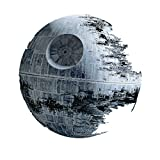 Customise4U™ Star Wars Death Star Kinder Wandaufkleber Wandüber Wall Art Wand Tattoo (Death Star 70cm)