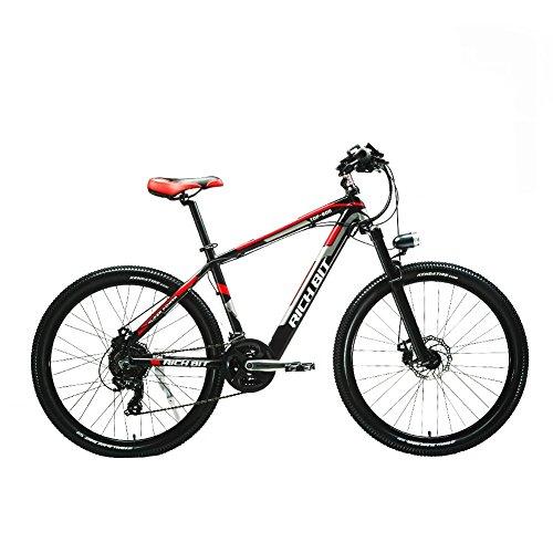 RICH BIT nuovo aggiornamento RT-800 bici elettrica...