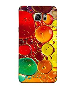 Snapdilla Designer Back Case Cover for Samsung Galaxy S6 Edge+ :: Samsung Galaxy S6 Edge Plus :: Samsung Galaxy S6 Edge+ G928G :: Samsung Galaxy S6 Edge+ G928F G928T G928A G928I (Texture Illustration Background Backcase Pouch Graphics)