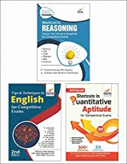 Shortcuts & Tips in Quantitative Aptitude/Reasoning/English for Competitive E