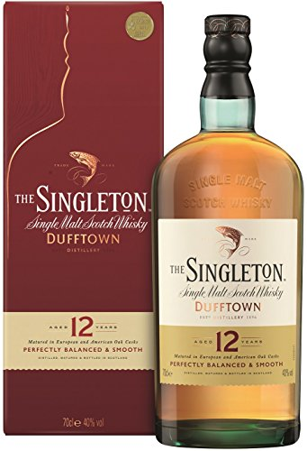 The Singleton of Dufftown Whisky  im Test