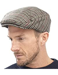 Socks Uwear Unisex Tweed Country Style Flat Cap Hat