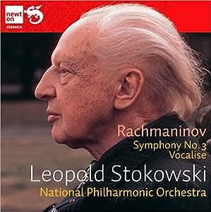 Symphony No.3 [National Po/Sto