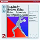 The Great Ballets: Firebird / Petroushka / Rite of Spring / Apollo