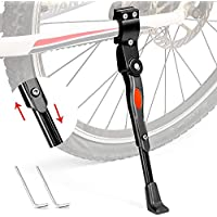 "Comius Sharp Pata de Cabra para Bicicleta, Soporte de Bicicleta de Aleación Ajustable MTB Universal para Bicicleta 22""- 29"""