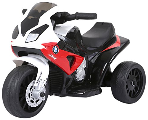 RunRunToys 4022 BMW 6V - Trimoto