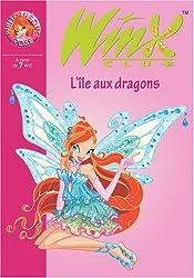 Winx Club, Tome 22 : L'île aux dragons