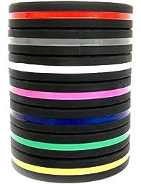 f494094d71b9 Amazon.es  pulsera de silicona - Ropa especializada  Ropa