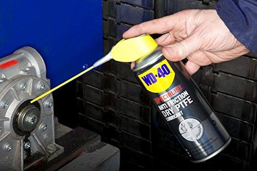 WD-40  Lubrifiant sec au PTFE anti-friction
