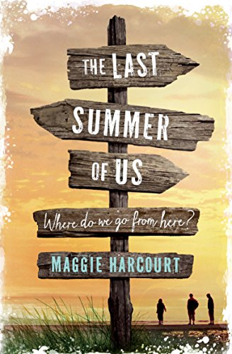The Last Summer of Us by [Harcourt, Maggie]