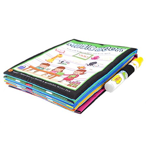 Preisvergleich Produktbild Vovotrade Magic Wasser Zeichnung Doodle Magic Pen Tiere Malerei Malbuch
