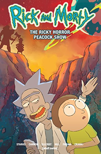Rick and Morty: Vol 4 - The Ricky Horror Peacock Show