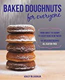 Baked Doughnuts For Everyone: From Sweet to Savory to Everything in Between, 101 Delicious Recipes, All Gluten-Free by Ashley McLaughlin (2013-10-01)