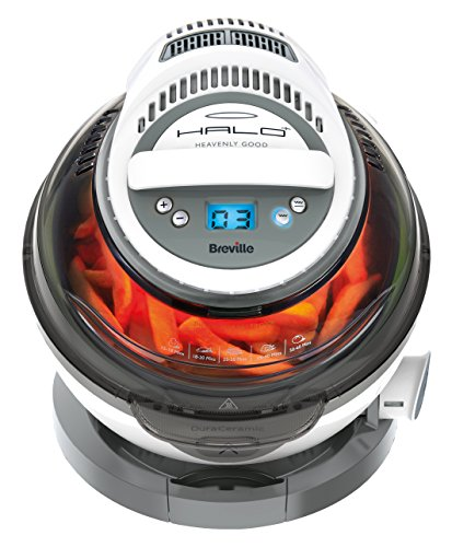 An image of the Breville VDF122 Halo+ Duraceramic Health Fryer, 1.2 kg