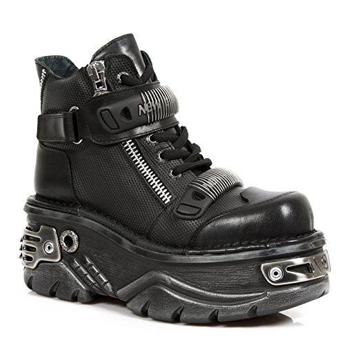 New Rock M.1065-S1 BLACK, BLACK