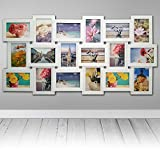 Best Collage Photo Frames - Crystals Large 18 Multi Photo Frame for Love Review