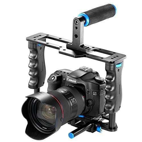 neewer-pro-version-pro-de-neewer-produit-camera-video-cage-en-aluminium-kit-avec-1video-cage-1poigne