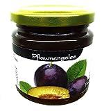"""Xylit Fruchtaufstrich""""Pflaumengelee"""" ohne Zuckerzusatz, nur mit Xylit gesüßt, 70% Fruchtanteil (mehr als Marmeladen), Low Carb, 200 g"""