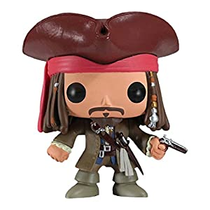 Funko Pop Jack Sparrow (Piratas del Caribe 48) Funko Pop Disney