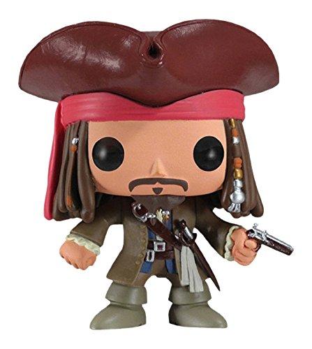 Funko Pop Jack Sparrow (Piratas del Caribe 48) Funko Pop Disney