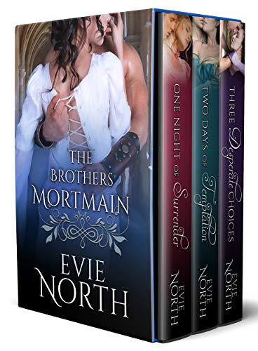 The Brothers Mortmain Box Set: One Night of Surrender, Two Days of Temptation and Three Desperate Choices (The Brothers Mortain) (English Edition) Night Box