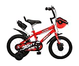 Outdoor Bikes Jaunty BMX 14-inch Bicycle, Semi Assembled with Assembly Instruction Manual