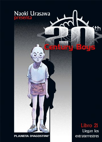 20th Century Boys 21 Cover Image
