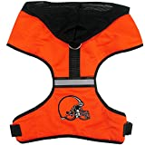 Pets First Cleveland Browns Harness, Large