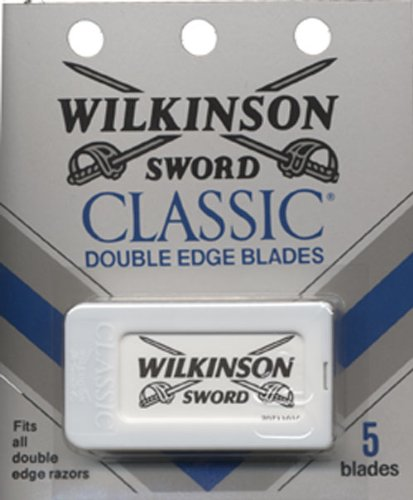 Wilkinson Sword Classic 5Doble Cuchillas (2unidades)