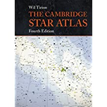 The Cambridge Star Atlas 4th Edition Spiral bound