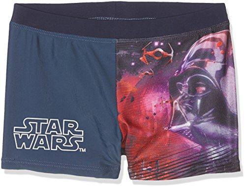 Star Wars-The Clone Wars Darth Vader Jedi Yoda Ragazzi Shorts da mare - blu marino - 128