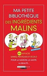 Ma petite bibliothèque des ingrédients malins