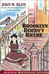Brooklyn Doesn't Rhyme by Joan W. Blos (2000-11-01)