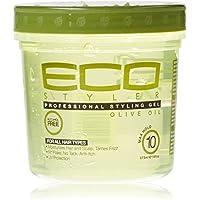 Eco Styler, Gel modellante per capelli, all'olio d'oliva, 355 ml
