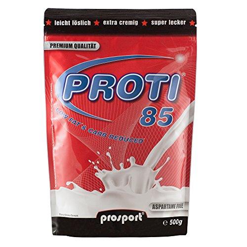 Protein Eiweisspulver, 500g Beutel, Geschmacksrichtung Cocos-Exotic ()