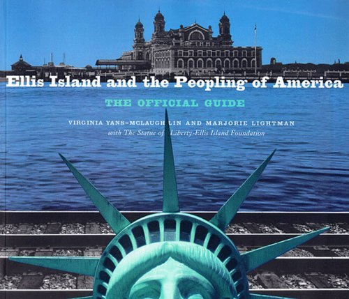 Ellis Island and the people of America by Georges Perec (1997-01-30)