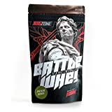 Big Zone BATTLE WHEY | Whey Protein Concentrate Eiweiss | Lecker Qualität Made in Germany | 1000g 1KG Pulver (Pistazie Kokos)